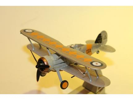 GLOSTER SEA GLADIATOR CORGI 1/72°