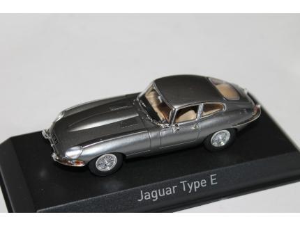 JAGUAR TYPE E GRISE 1964 NOREV 1/43°