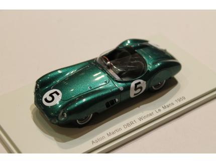 ASTON MARTIN DBR1 WIN LM 1959 SPARK 1/43°