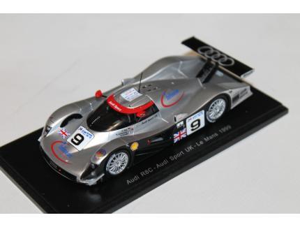 AUDI R8C N°9 Le Mans 1999