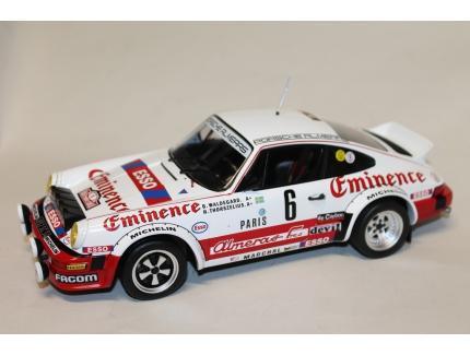 """PORSCHE 911 """"EMINENCE"""" WALDEGARD MC 1982 IXO 1/18°"""