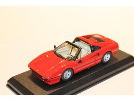 """FERRARI 308 GTS """"MAGNUM"""" ROUGE 1979 BEST 1/43°"""