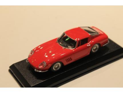 FERRARI 275 GTB/4 COUPE ROUGE 1966 BEST 1/43°
