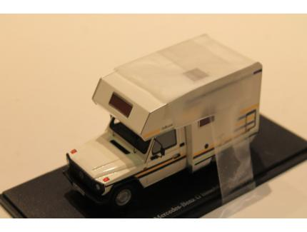 MERCEDES-BENZ G HUSKY 235 1984 AUTOCULT 1/43°