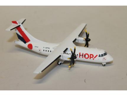 ATR-42-500 HOP AIRFRANCE HERPA 1/200°