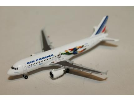 AIRBUS A320 AIRFRANCE 1998 HERPA 1/200°