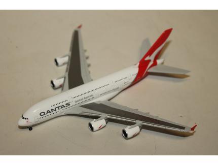 AIRBUS A380 QANTAS HERPA 1/500°