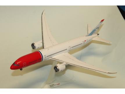 BOEING 787-9 DREAMLINER NORWEGIAN HERPA 1//200°