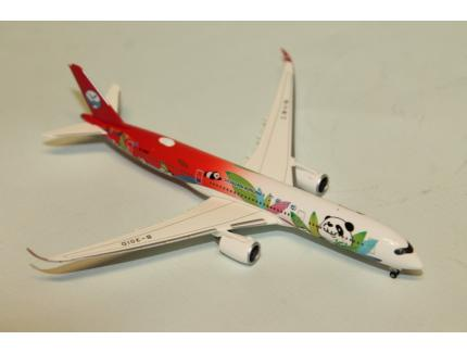 AIRBUS A350-900 SICHUAN AIRLINES HERPA 1/500°