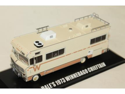WINNEBAGO CHIEFTAIN THE WALKING DEAD 1973 GREENLIGHT 1/43°