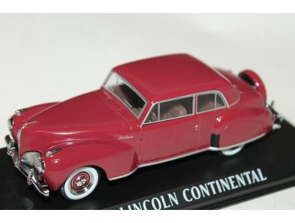 LINCOLN CONTINENTAL ROUGE 1941 GREENLIGHT 1/43°
