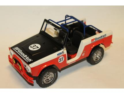 FORD BAJA BRONCO N°37 ROUGE 1966 GREENLIGHT 1/18°
