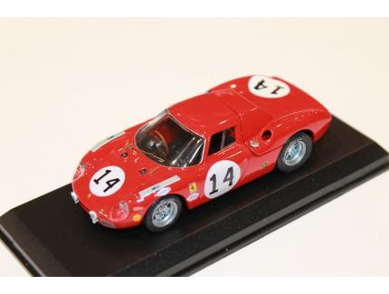 FERRARI 250 LM LE MANS 1968 BEST 1/43°