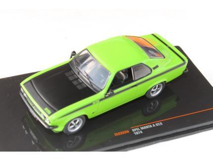 OPEL MANTA A GT/E 1974 IXO 1/43