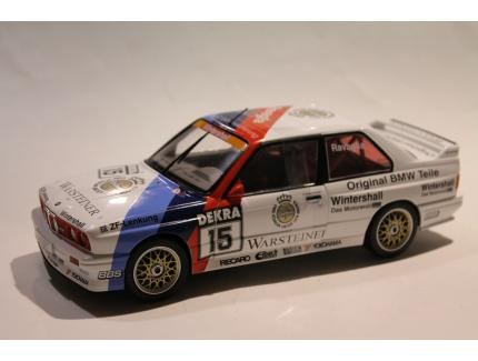 BMW M3 E30 DTM CHAMPION 1989 SOLIDO 1/18°