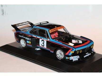 BMW 3.5 CSL N°3 6H SILVERSTONE 1976 MINICHAMPS 1/18°