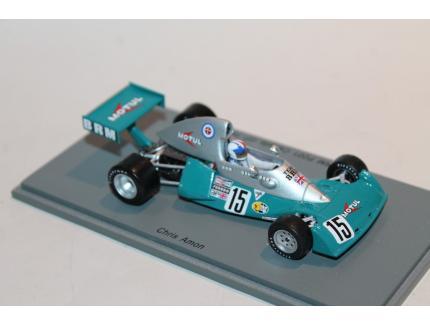 BRM P201 AMON CANADA GP 1974 SPARK 1/43°