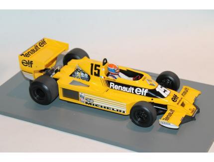 RENAULT RS01 N°15 US GP 1978 SPARK 1/18°