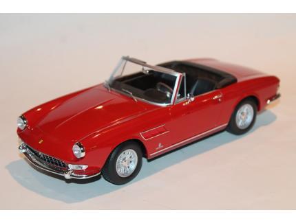 FERRARI 275 GTS 1964 ROUGE KK SCALE 1/18°