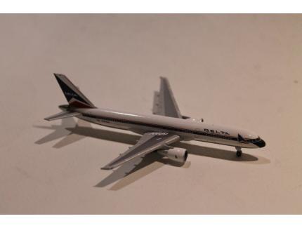 BOEING 757-200 DELTA HERPA 1/500°