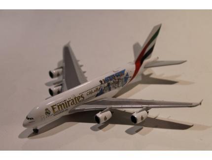 AIRBUS A380-800 EMIRATES A6-EUG HERPA 1/500°