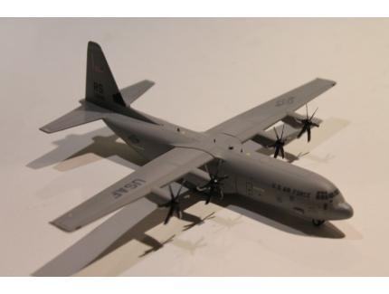 C-130J-30 SUPER HERCULES US AIR FORCE HERPA 1/200°