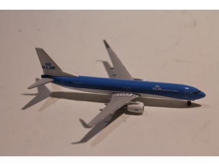 """BOEING 737-900 KLM """"BUZZARD/BUIZERD"""" HERPA 1/500°"""