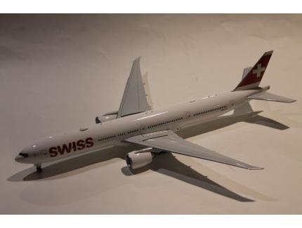 AIRBUS A350-1000 SWISS HB-JNC HERPA 1/200°