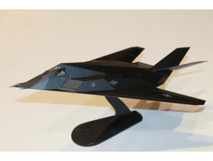 LOCKHEED F-117A NIGHTAWK 1996 HOBBY MASTER 1/72°
