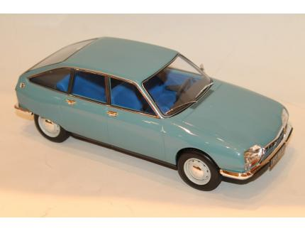 CITROEN GS CLUB BLEU 1972 NOREV 1/18°