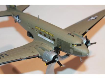 DOUGLAS C-47A SKYTRAIN 1948 CORGI 1/72°