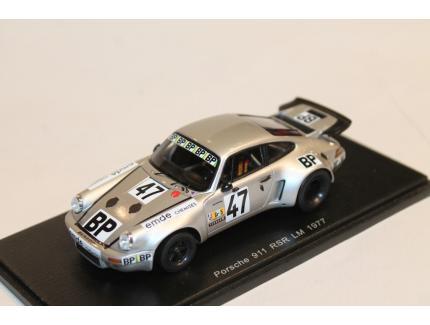 PORSCHE 911 RSR N°47 LM1977 SPARK 1/43°