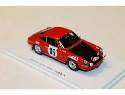 PORSCHE 911T N°85 MC 1969 SPARK 1/43