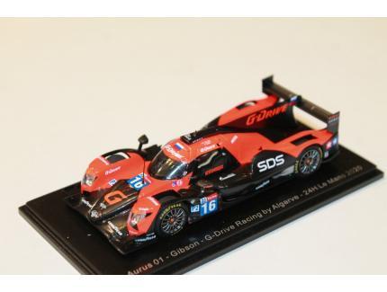 AURUS LMP2 G-DRIVE RACING N°16 LM2020 SPARK 1/43°