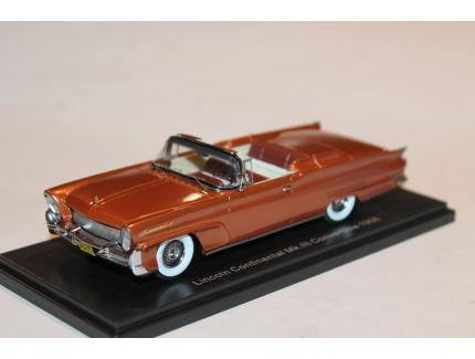 LINCOLN CONTINENTAL MK III GOLD 58 NEO 1/43°