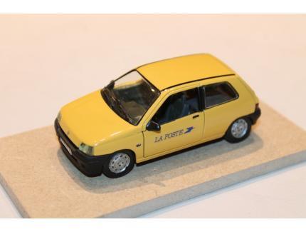 RENAULT CLIO LA POSTE 1994 LABEL 43 1/43