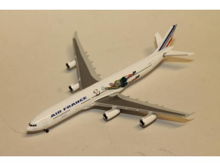 "AIRBUS A340-300 ""France 1998"" HERPA 1/500"
