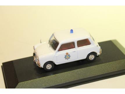 MINI AUSTIN COOPER S 1962 POLICE VANGUARDS 1/43°