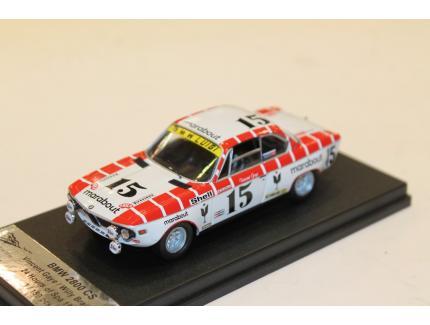 BMW 2800 CS 24H DE SPA 1972 TROFEU 1/43