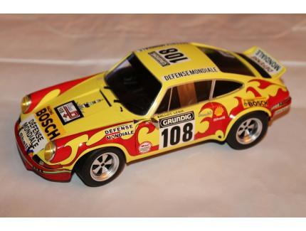 PORSCHE 911 RSR TDF 1973 SOLIDO 1/18