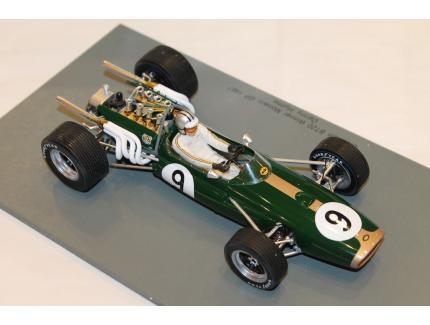 BRABHAM BT20 WINNER MONACO GP 1967 SPARK 1/18