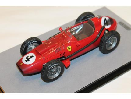FERRARI DINO 246 F1 FRANCE GP 1958 WINNER TECNOMODEL 1/18