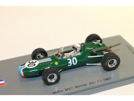 MATRA MS7 F2 WIN ALBI 1967 SPARK 1/3