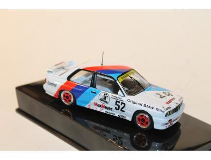 BMW M3 E30 LAFFITE ETCC 1988 IXO 1/43°