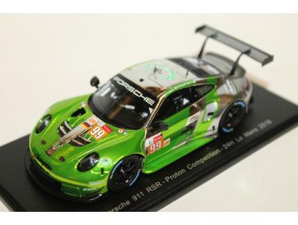 PORSCHE 911 RSR N°99 LM2018 SPARK 1/43°