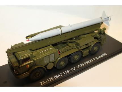 CAMION PORTE MISSILES ZIL-135 TLF 9T29 PREMIUM CLASSIXXS 1/43°