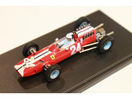 FERRARI 512 F1 N°24 GP USA 1965 LOOK SMART 1/43°