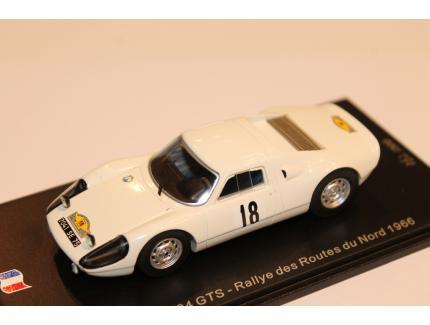 PORSCHE 904 GTS 1966 SPARK 1/43°