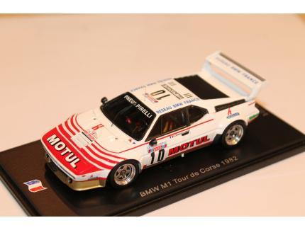 BMW M1 TOUR DE CORSE 1982 SPARK 1/43°