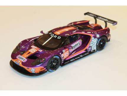 FORD GT EAM N°85 24H LM 2019 TOP SPEED 1/18°